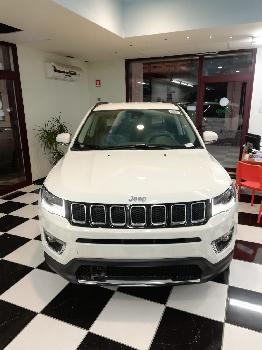 JEEP COMPASS MY20 LIMITED 2.0 140CV 4X4 AT9