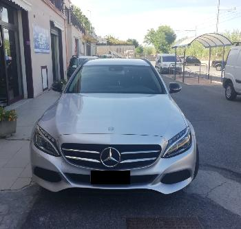 MERCEDES-BENZ C 220 d s.w. 4matic auto executive